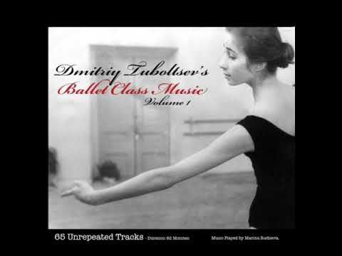 Music for Ballet Class 2009. Short, yet very clear accents.