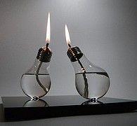 Lampe à huile Oyule