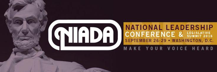 2016 NIADA National Leadership Conference & Legislative Summit