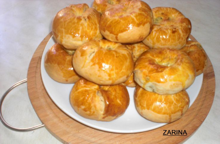 КНЫШИ- скромные пирожки с начинкой..Белоруская кухня