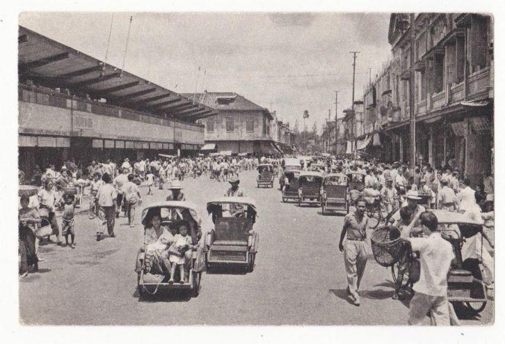 Palembang - Niwin, Chinese wijk