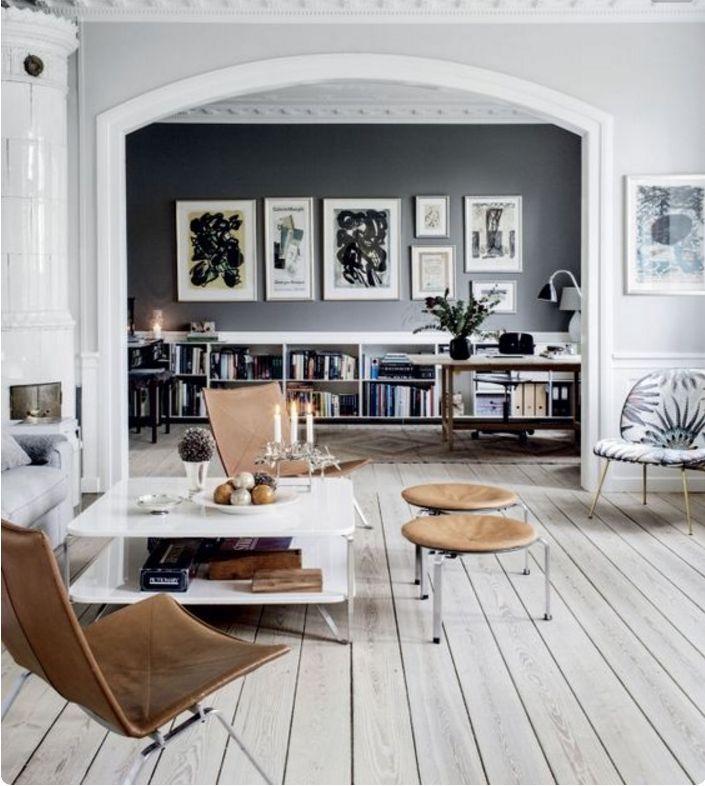 Anche nella tua casa shabby provenzale rustica puoi for Pareti colorate particolari