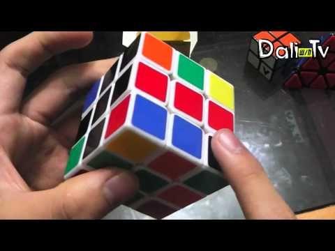 TUTORIAL: Como Armar El Cubo Rubik (Metodo Básico) - YouTube