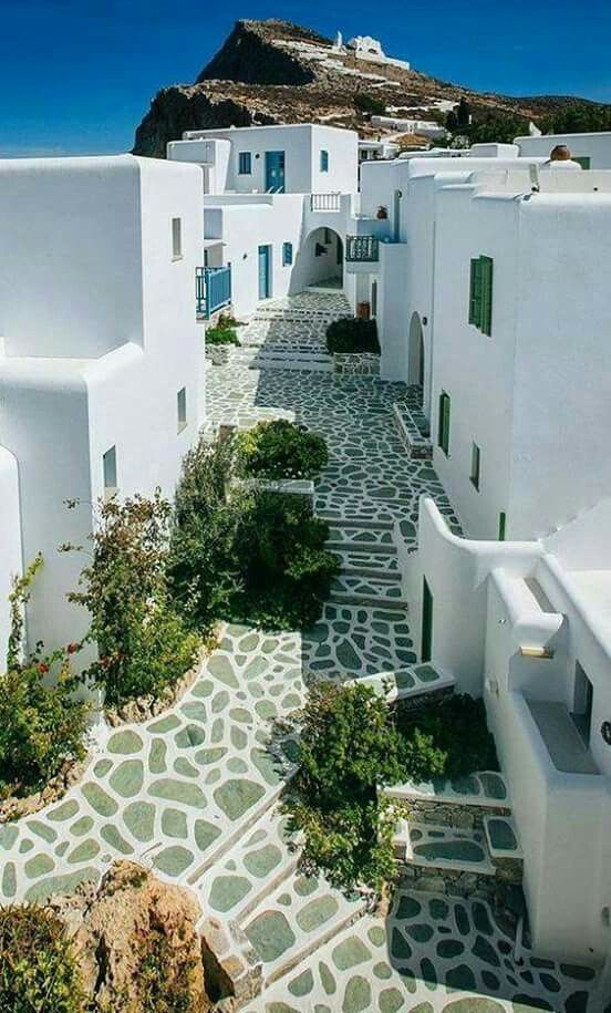 Folegrandos Island, Greece de ... Places ...