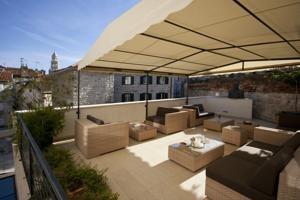 Split, Kroatië - Hotel Marmont