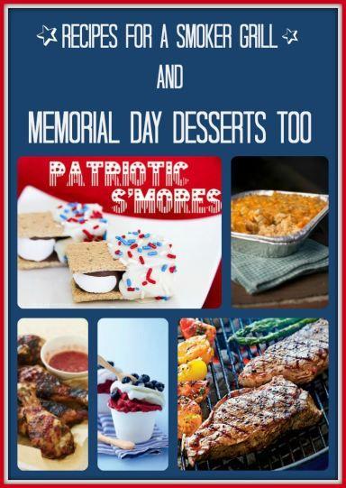 top memorial day desserts