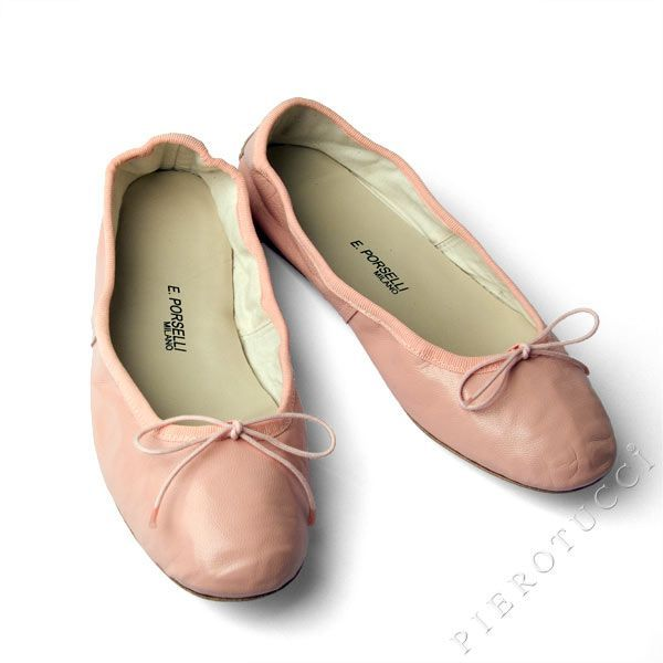 Ala?a Leather Ballet Slippers