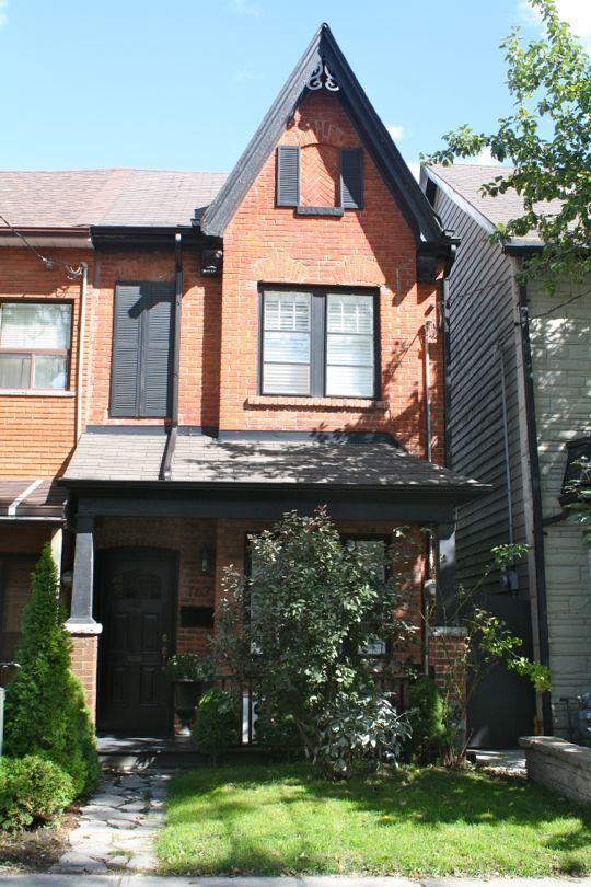 21 best images about orange brick homes on pinterest - Apartment exterior color schemes ...
