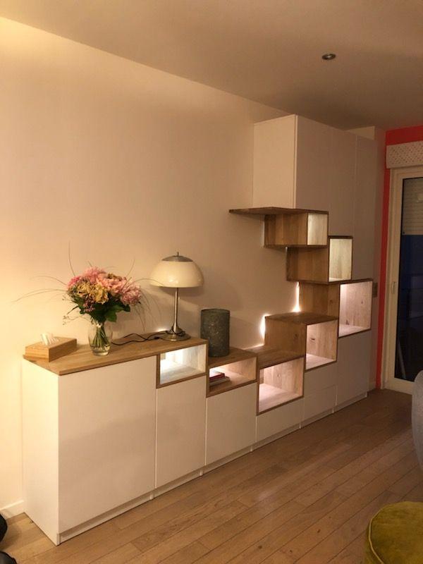 meuble design sur mesure haus