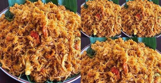 Resep Serundeng Ayam Suwir Cukup Tambah Nasi Anget Anak Anak Makannya Lahap Banget Resep Spesial Resep Masakan Indonesia Makanan Ayam