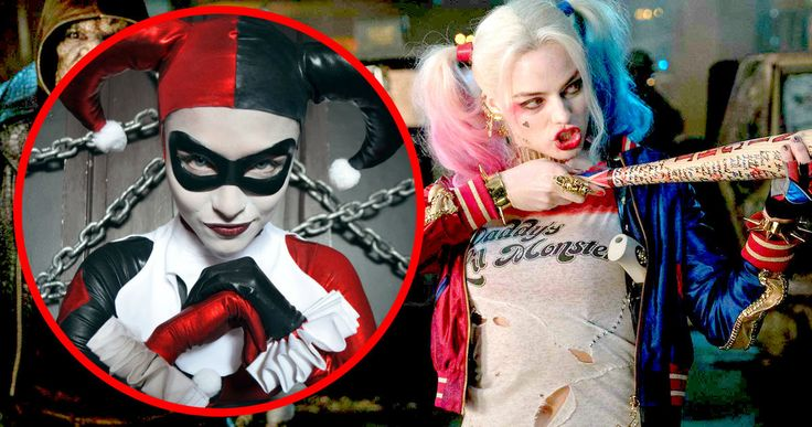 'Suicide Squad 2' May Show Harley Quinn in Her Court Jester Costume -- Margot Robbie teases that Harley Quinn's iconic court jester costume was almost featured in 'Suicide Squad', and it may appear in the sequels. -- http://movieweb.com/suicide-squad-2-harley-quinn-court-jester-costume/
