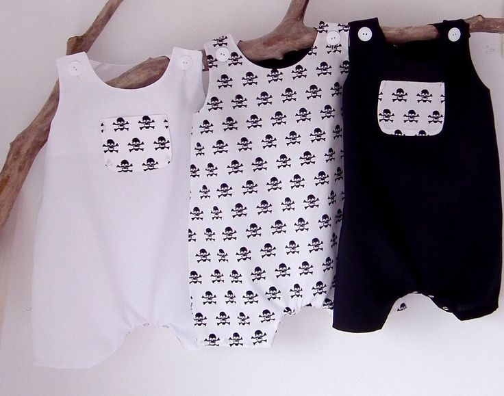 Newborn Baby Boy Clothes Newborn Rompers Summer Sunsuit Baby Shower Coming Home Outfit Bringing Baby Home Skull and Cross Bones by PetiteCousine on Etsy https://www.etsy.com/listing/234746157/newborn-baby-boy-clothes-newborn-rompers