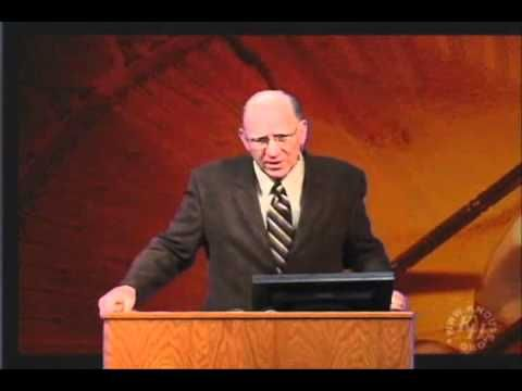 Chuck Missler: Hidden Codes - Adam to Noah; Names, Translations, Prophecy - YouTube