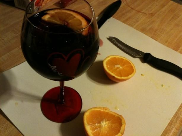 Carrabas copycat blackberry sangria! Site says the recipe comes from a carrabas bartender... Worth a shot!