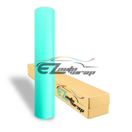 Free Shipping. Buy EZAUTOWRAP Matte Tiffany Blue Teal Car Vinyl Wrap Vehicle Sticker Decal Film Sheet Peel And Stick With Air Release Technology Decoration Wallpaper at Walmart.com