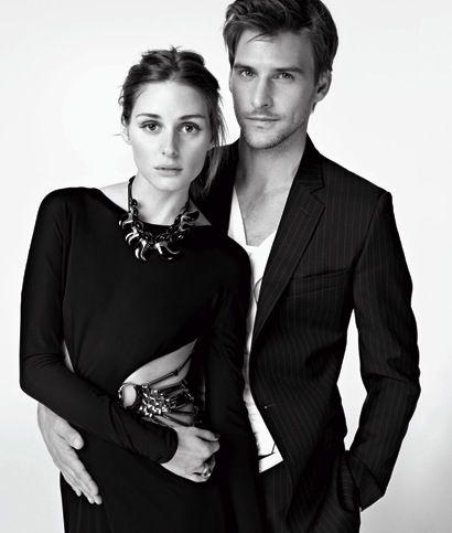Stylish couple : Olivia Palermo x Johannes Huebl