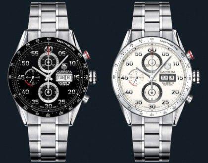 Delicate Tag Carrera Watch