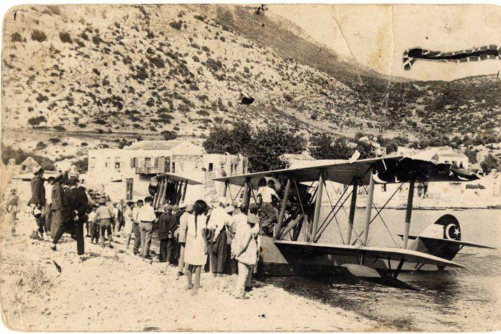 Ucak yanasırken - beached plane...  #Nautilus #Scuba #Diving #Kaş #Turkey #Kas #nostalgic