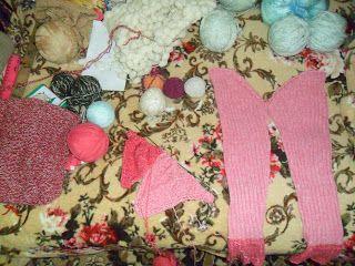 Bine ati venit pe blogul nostru. Va uram lectura placuta!: Reutilizarea bucăților de tricotaj în tricotarea h...