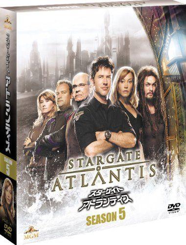 スターゲイト:アトランティス シーズン5 (SEASONSコンパクト・ボックス) [DVD] 20th Century Fox Jp http://www.amazon.co.jp/dp/B0083RQJY8/ref=cm_sw_r_pi_dp_ZAvLub0W8BHNQ