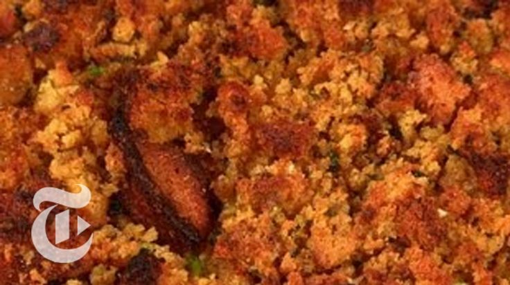 How to Make Cornbread Stuffing: Thanksgiving Recipes - Melissa Clark