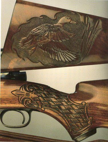 Best images about gunstock carving on pinterest