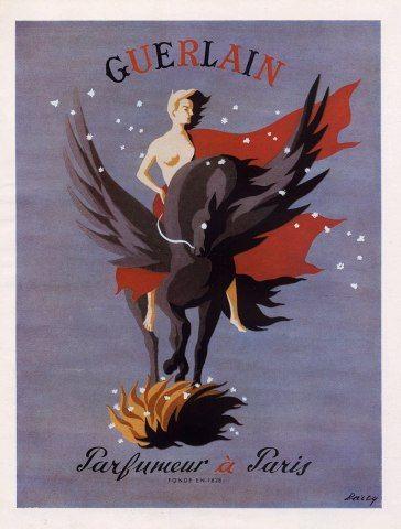 Guerlain (Perfumes) 1950 Lyse Darcy