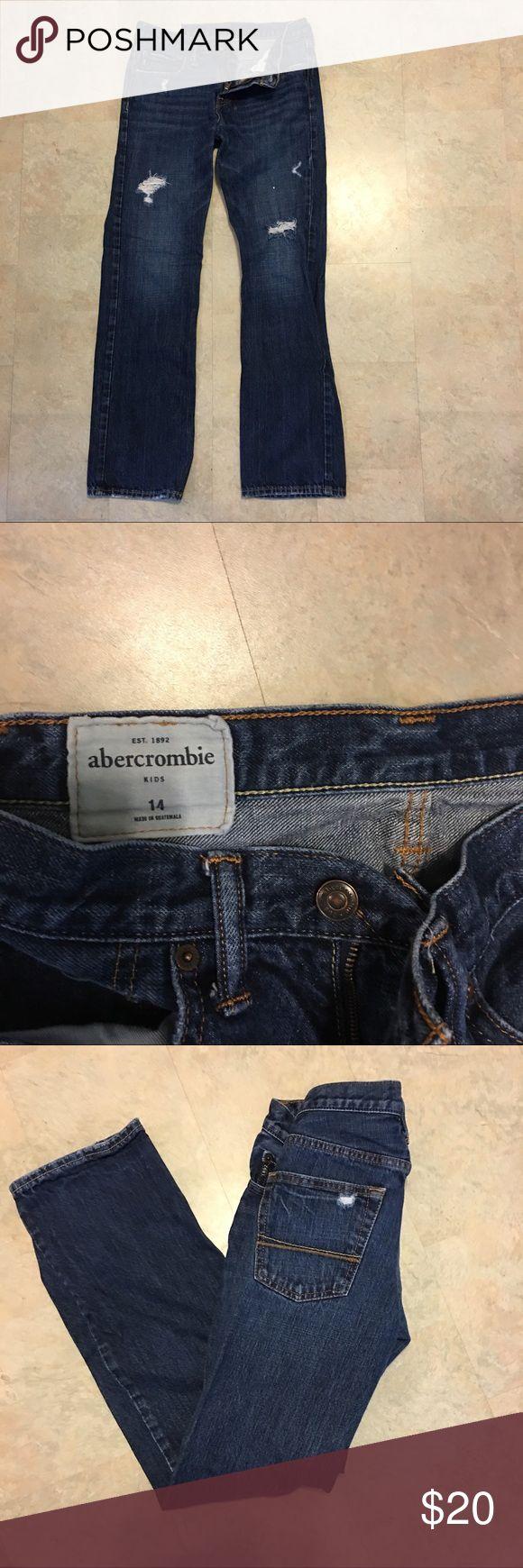 Abercrombie jeans (boys) Abercrombie kids jeans abercrombie kids Bottoms Jeans