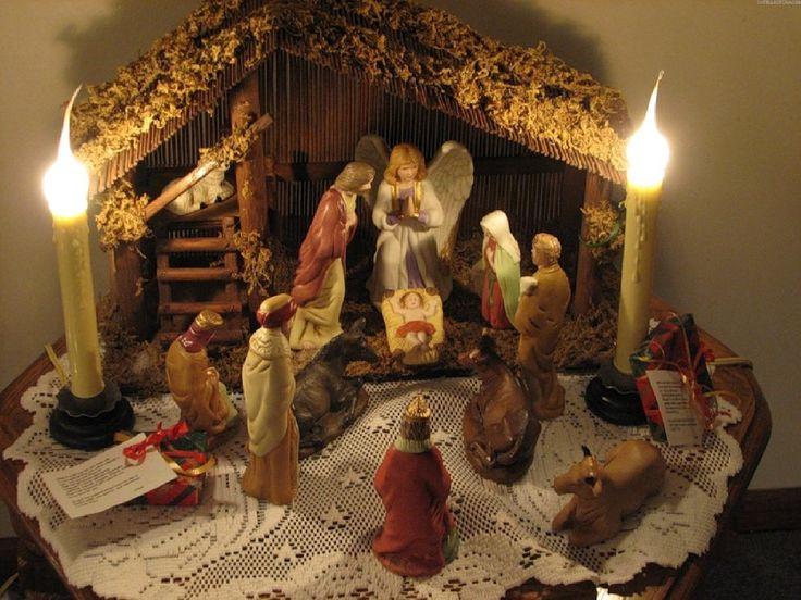 рождественский вертеп своими руками: 5 тис. зображень знайдено в Яндекс.Зображеннях