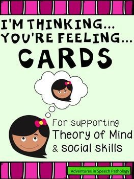 Thought Bubble visuals for Theory of Mind. These cover 12 core emotions and feelings and have images for both male/female. Great for social skills and students with Autism Spectrum Disorder
