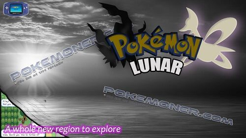 http://www.pokemoner.com/2017/07/pokemon-lunar.html Pokemon Lunar  Name: Pokemon Lunar Remake From: Pokemon FireRed Remake by: Kostas Description: Mother and you along with Professor Alan were visiting archaic ruins in the Kantos region. Everything was as it always was on these archaeologist escapades. That is until catastrophe occurred and Mother went missing. Professor Alan decided to take you to safety and you two ended up in the Tagral region. Under Professor Alan it seemed hopeless that…