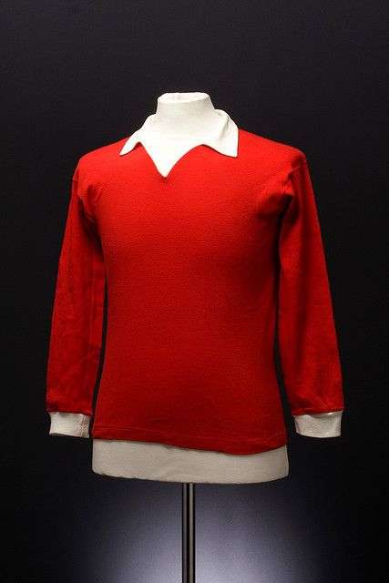 Manchester United Football Shirt (70s)