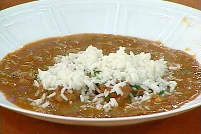 Duck and Wild Mushroom Gumbo Recipe | Emeril Lagasse | Food Network