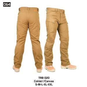 Celana Panjang Gunung dan Hiking tipe Cargo Pria [TRB 020] (Brand Trekking)…