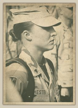 Sgt. Leigh Ann Hester: When her convoy was ambushed in Iraq she repelled at least 30 insurgents. She was honored for her exceptional tactics and actions and became the first woman to earn the Silver Medal for exceptional valor since World War II.