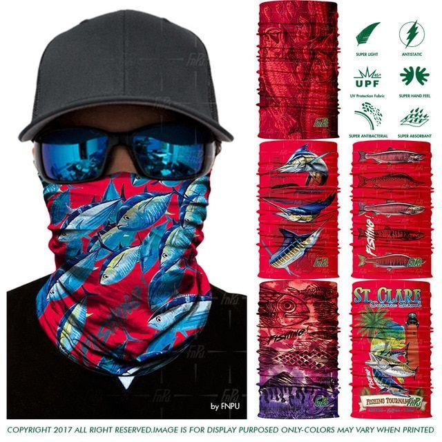 Multifunctional Microfiber Headwear bandana scarf hair tie dust mask