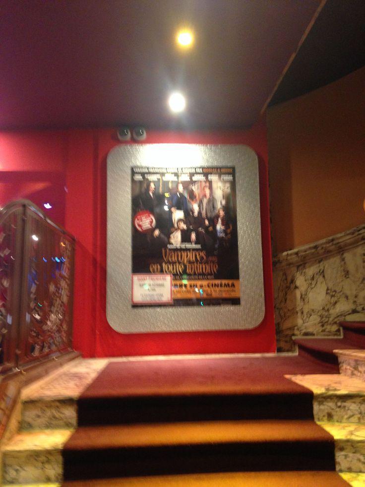 AP Parisienne de Vampires en toute intimité, le 30 octobre 2015 dès minuit en e-cinéma.