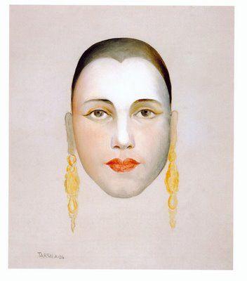 Self-Portrait - Tarsila do Amaral