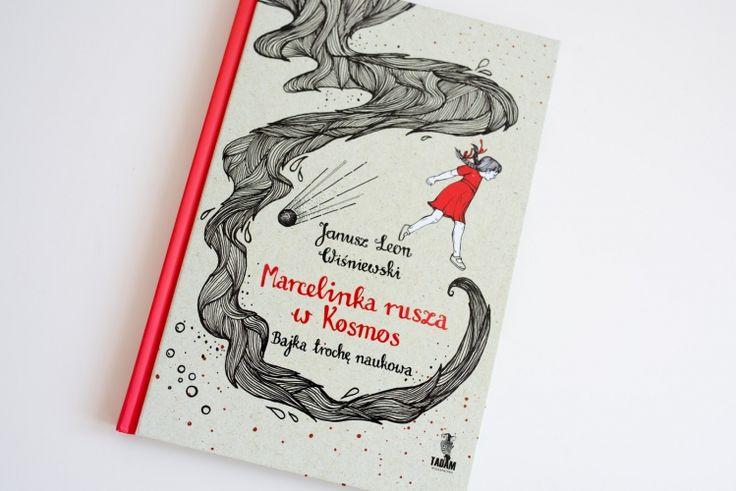 Marcelinka rusza w kosmos ksiazki dla dzieci001 by .