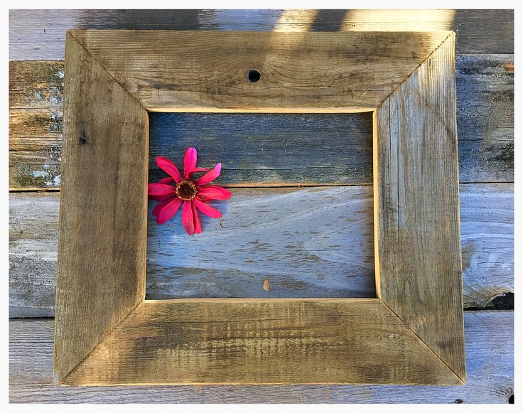 classic barn woodpicture frames