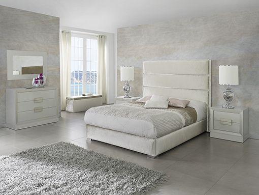 CLAUDIA bedroom furniture DUPEN www.export.dupen.es/ #bed #cama #bedroom #furniture #contemporary #home #decor #interior #design #deco #inspiration #dormitorio