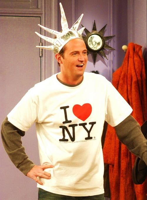 """New York, is AWESOME!"""