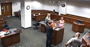 A Judge Called This Inmate Into The Courtroom, But Not For What You Might Think!