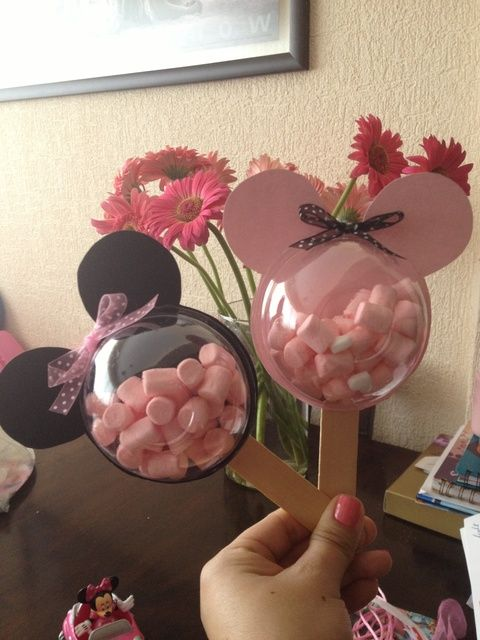 Minnie Mouse Birthday
