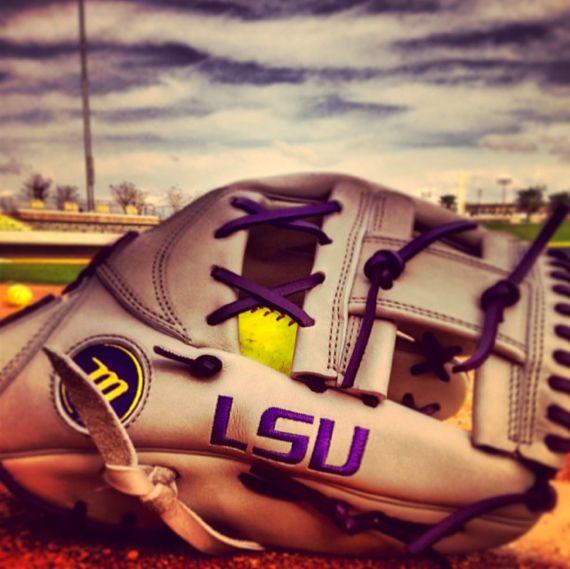 LSU baseball - Cool photo