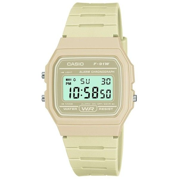 Unisex white octagonal digital watch ($25) ❤ liked on Polyvore featuring jewelry, watches, accessories, fillers, women's watches, white watches, casio watches, white digital watch, unisex jewelry and white dial watches