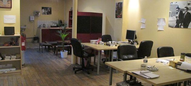 Coworking at Dojo République