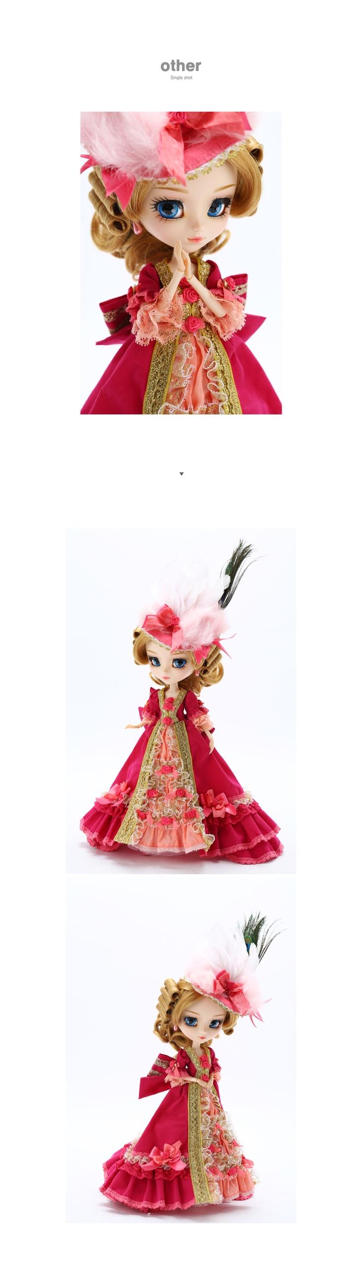 Pullip Marie Antoinette doll