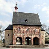 764-774 Carolingian Imperial Abbey of Lorsch Monastery Gatehouse