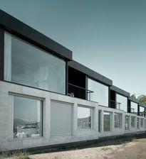 best architects architektur award // Think Architecture / / Patiohäuser Meilen / Wohnungsbau/Einfamilienhäuser